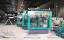 西宁太阳能立式灯箱组装发货